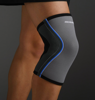 Rehband | 7751 Knee Support - Knee Sleeve - Grey