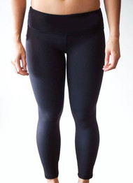 WOD Gear | Black Women's Crop Pants