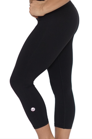 WOD Gear Black Women's Crop Pants