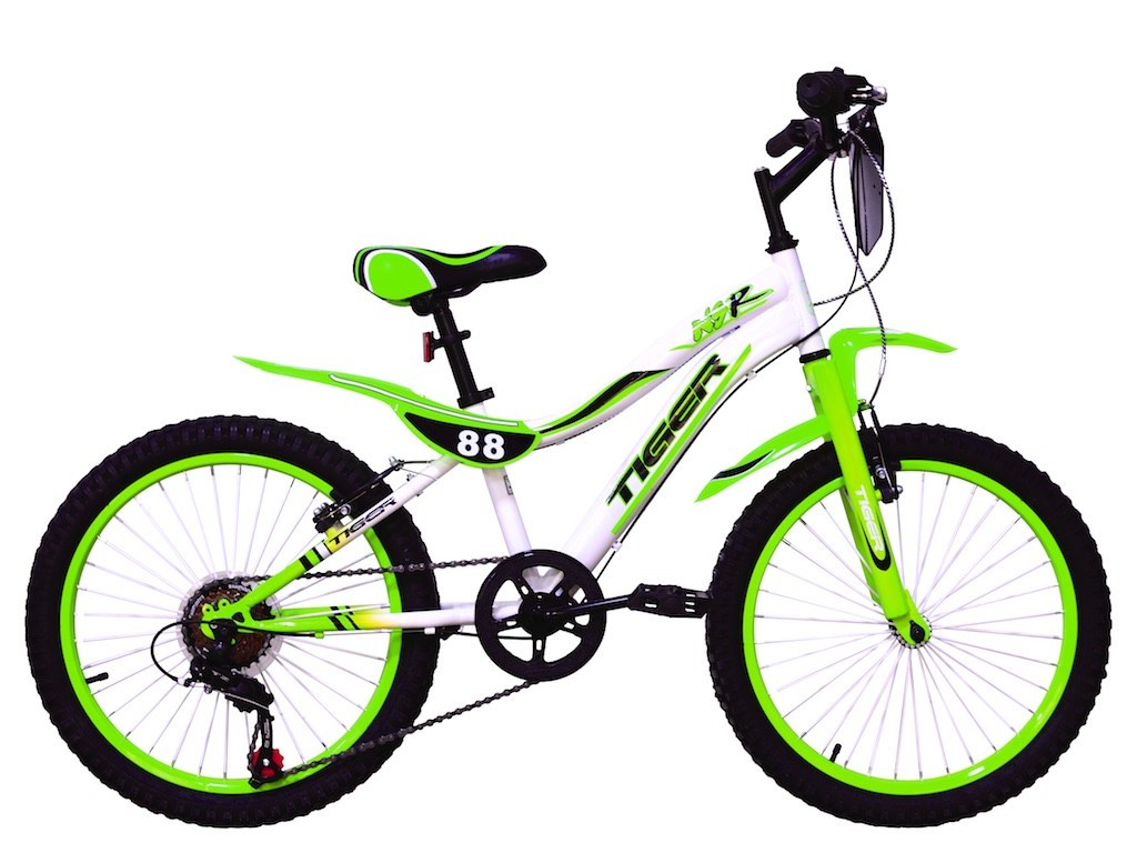 88 Moto 20″ Green