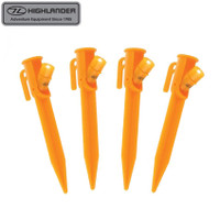 HIGHLANDER LED TENT PEGS