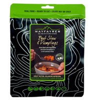 WAYFAYRER BEEF STEW AND DUMPLINGS 300g
