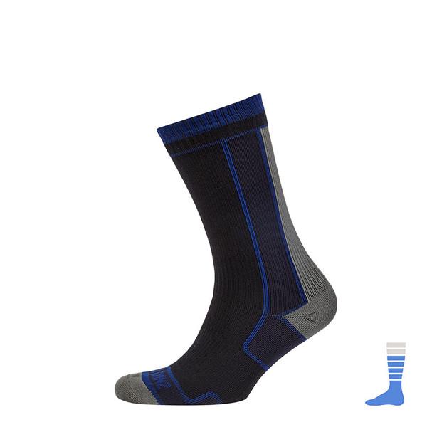 Thin Mid Length Sock