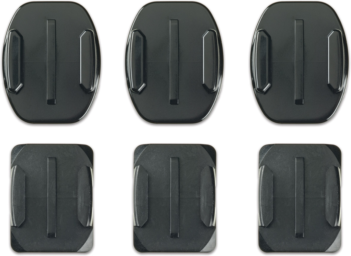 GoPro Flat and Curved Adhesive Mounts