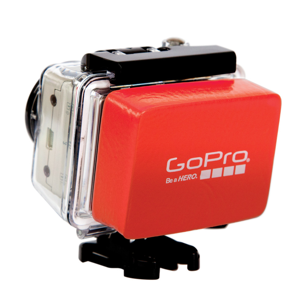 GoPro Floatation Backdoor