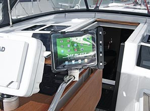 Railblaza iPad Holder