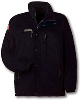 Taiga Fleece Black