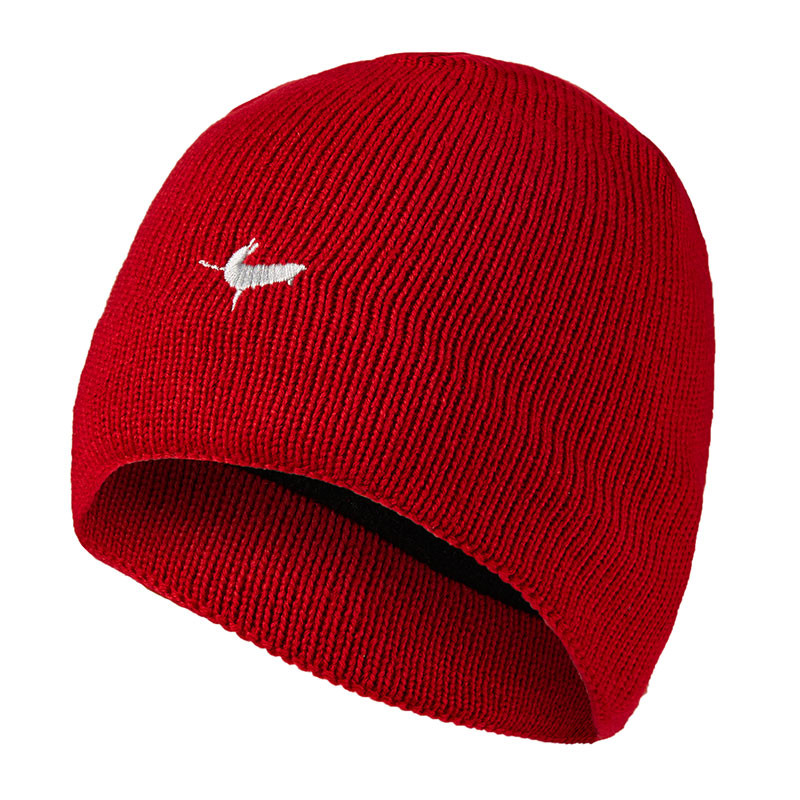 Waterproof Beanie Hat - Red