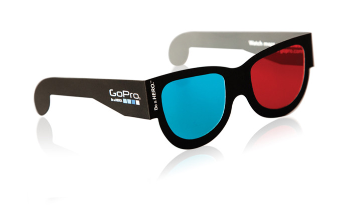 GoPro 3D Glasses