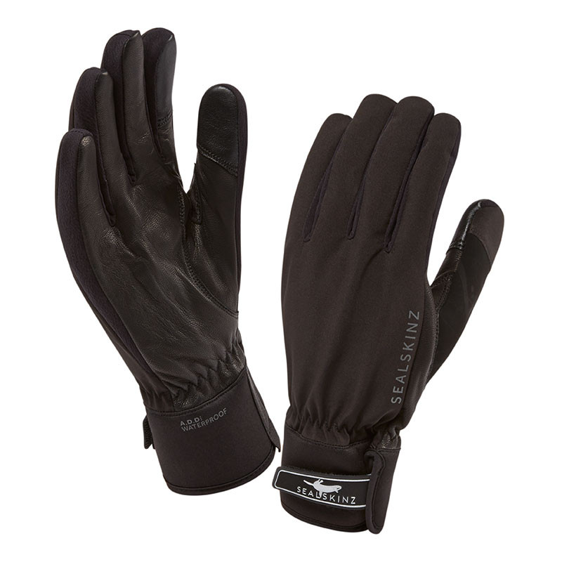 Women's All Season Gloves Black