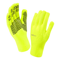 Ultra Grip Hi Vis Gloves - Yellow