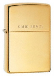 Classic - Solid Brass