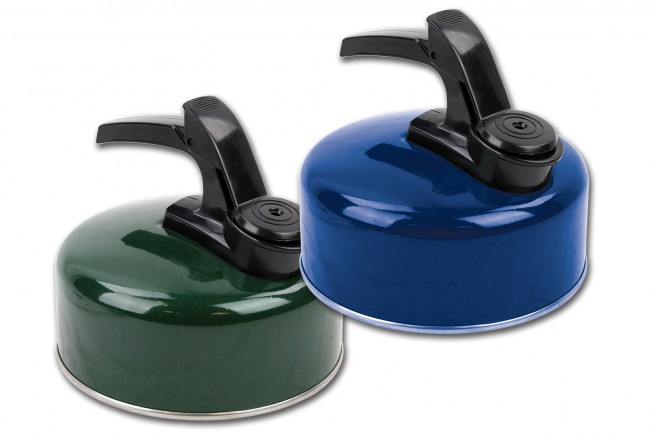 small alu whistling kettle
