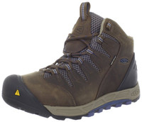 Bryce Mid Dark Earth, Ensign Blue