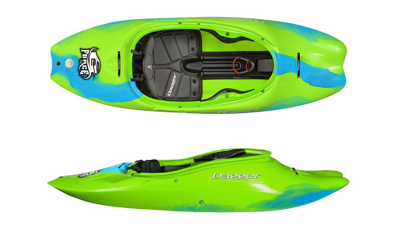 G-Force Lime/Aqua