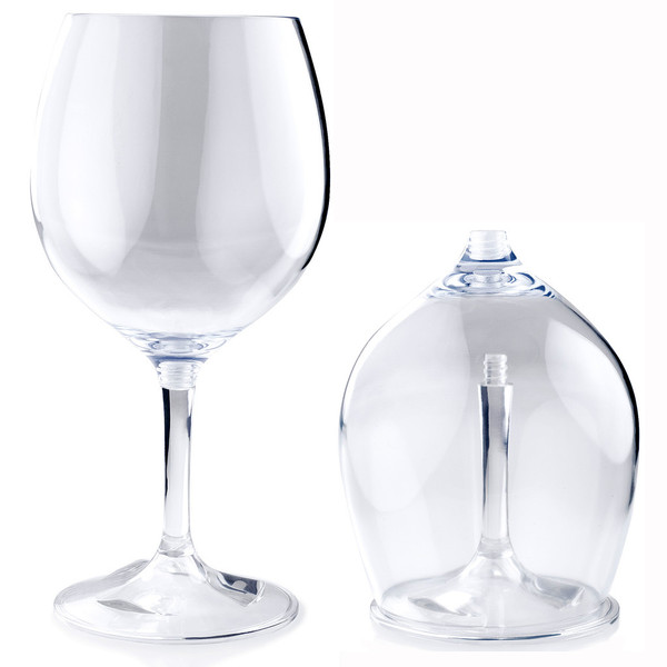 GSI NESTING RED WINE GLASS
