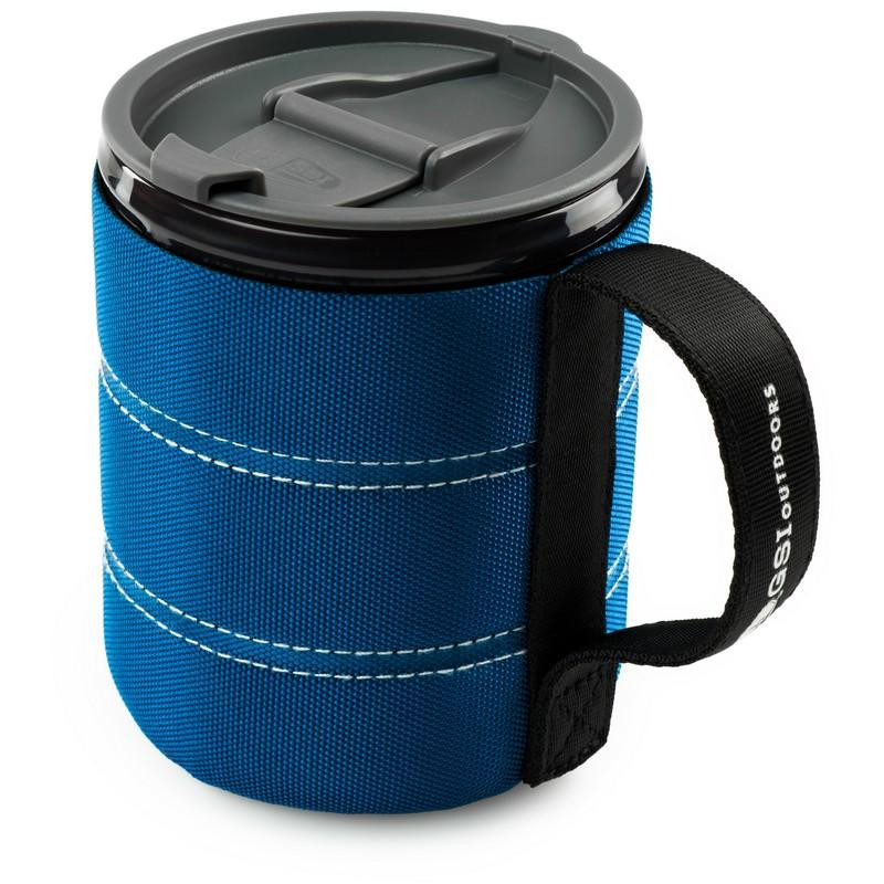 GSI INFINITY BACKAPACKER MUG