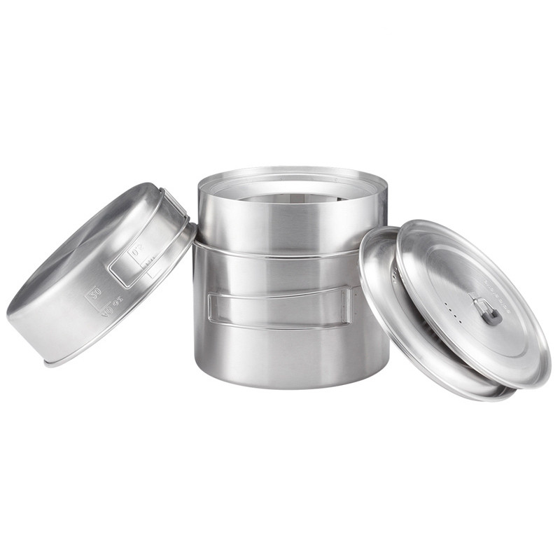 Solo Stove 2 Pot Set