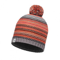 JUNIOR KNITTED BUFF HAT (AMITY GREY)