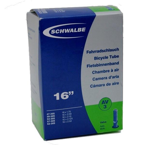 """Schwalbe 16"""" Tube"""
