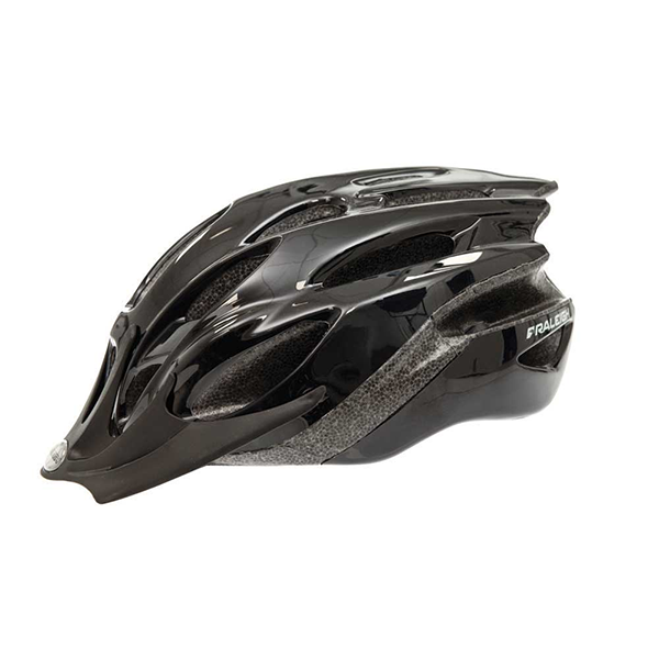 MISSION EVO CYCLE HELMET BLACK