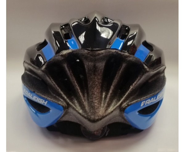 MISSION EVO HELMET BLACK/BLUE