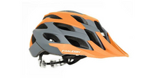 RALEIGH TYR CYCLE HELMET | GREY / ORANGE