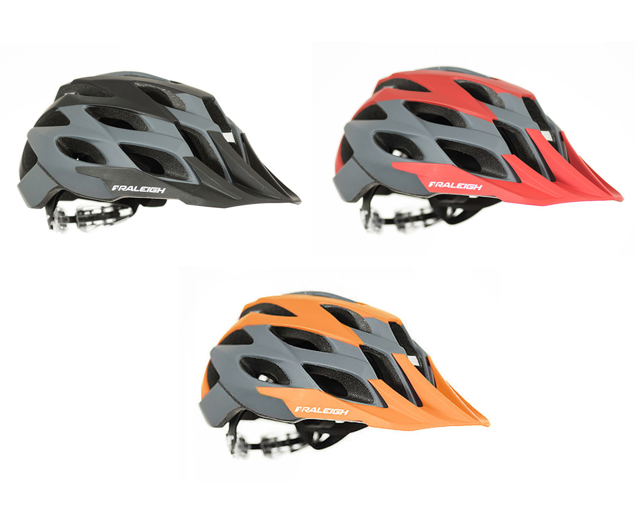 RALEIGH TYR CYCLE HELMET