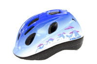 MYSTERY JUNIOR CYCLE HELMET | ICE BLUE