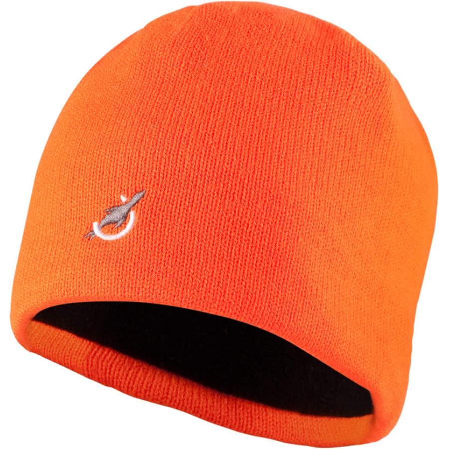 Waterproof Beanie Hat - Hi Vis Orange