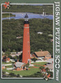 Custom Ponce Inlet Lighthouse Jigsaw Puzzle