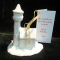 WORC Lighthouse Ornament