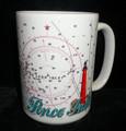 Coastal Chart Mug