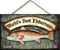 World's Best Fisherman Lives Here