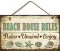 Beach House Rules