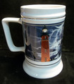 Ponce Inlet Lighthouse and Lightning Stein