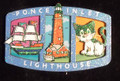 Nelly & Lighthouse Magnet