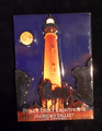 Lighthouse & Moon Magnet