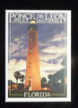 Ponce Lighthouse Morning Magnet