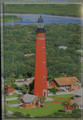 Lighthouse & Grounds Postcard