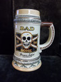 Bad to the Bone Stein