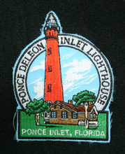 Ponce Inlet Lighthouse Patch