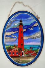 Custom Ponce Inlet Lighthouse Suncatcher