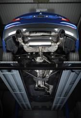 Milltek Sport M235i Race Cat-Back, Polished Tips