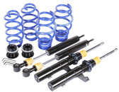 VWR Street Sport Coilover Suspension, Fixed (Mk5/6 Golf R)