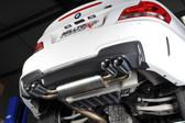 Milltek Sport BMW E82 1 Series M Coupe Secondary Resonated Catback