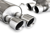 Milltek Sport Subaru Gen 3 Impreza  WRX/STI 2.5i Turbo Sedan Cat-back Polished Tips