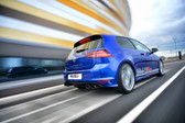 Milltek Sport VW MK7 Golf R Valved, Resonated, Burnt Titanium Round Tip Cat-Back Exhaust
