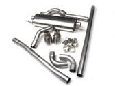 Milltek Sport Mini Countryman S All4 Turbo-back Exhaust