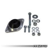 Transmission/Differential Mounts, Early Audi, Motorsport Spec, Billet Aluminum & Delrin